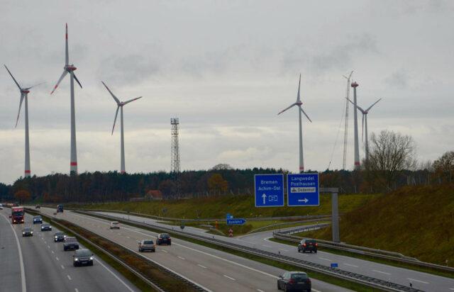 BEGeno - Enercon-Windpark Giersberg bei Langwedel