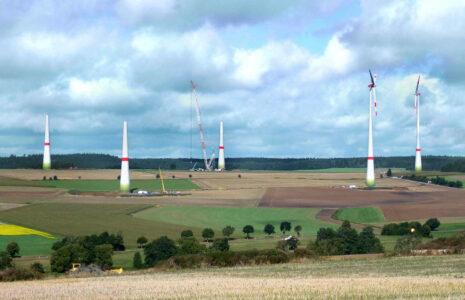 Beteiligung Windpark Töpen von Lacuna aus Regensburg