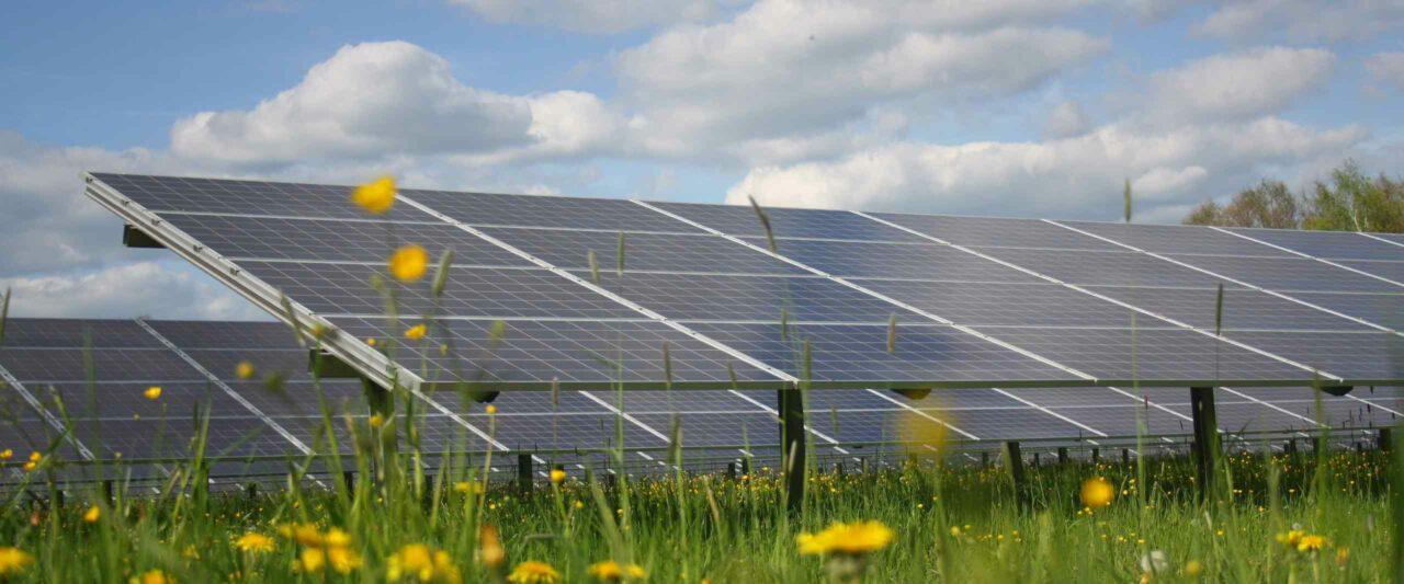 Solar und Umweltschutz