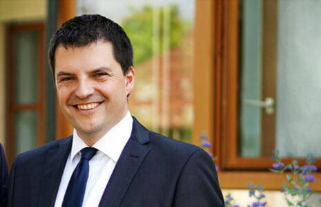 Thomas Hartauer aus Regensburg, Gründer und Vorstand der CAV Partners AG