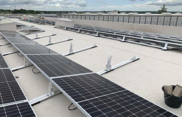 CAV Solar Projekt 1 - Solardach Italien Photovoltaik