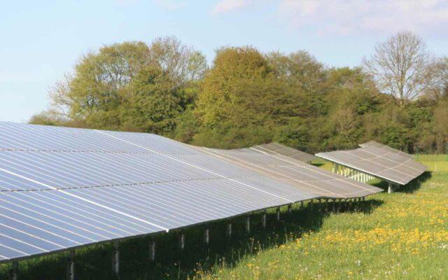 CAV Solarinvest - Beteiligung an Solarparks