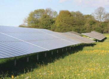 CAV Solarinvest - Solarpark-Beteiligung
