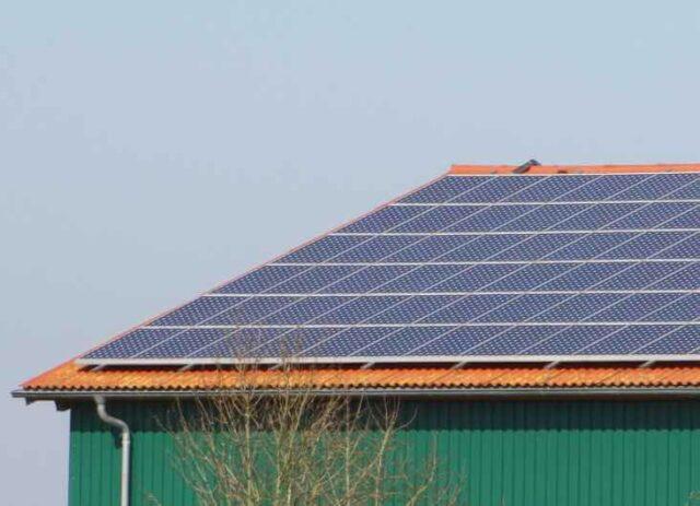 Dachverpachtung für Photovoltaikanlagen