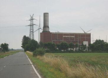 Druckluftspeicherkraftwerk Huntorf bei Bremen