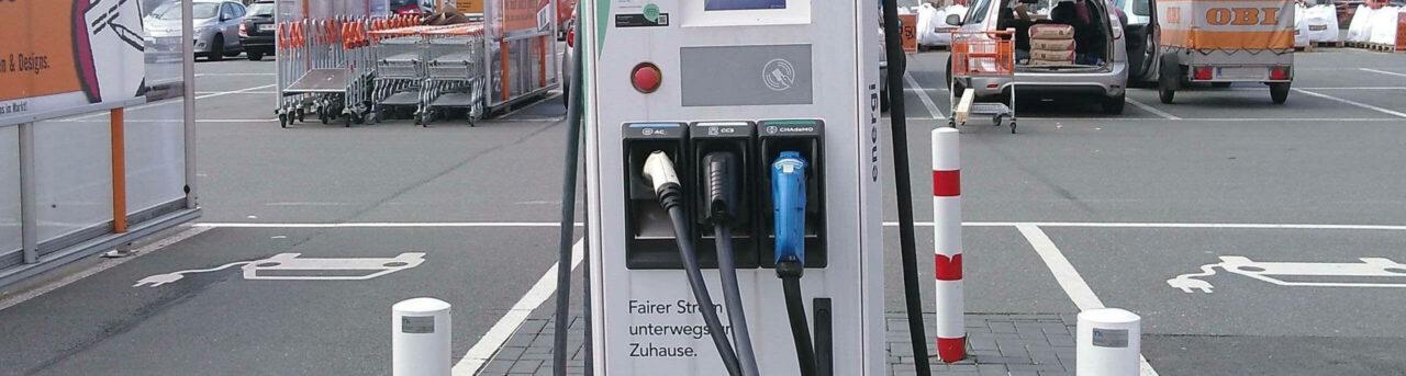 In Elektromobilität investieren - E-Mobilität