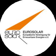 EUROSOLAR - Europäische Vereinigung für Erneuerbare Energien e.V.