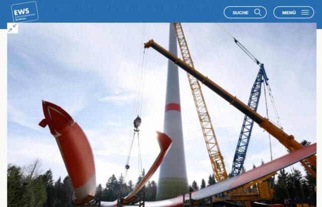 EWS Schönau - die Stromrebellen aus dem Breisgau