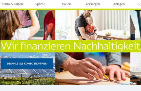 GLS bank eG - Genossenschaftliche ökologische Bank Deutschlands