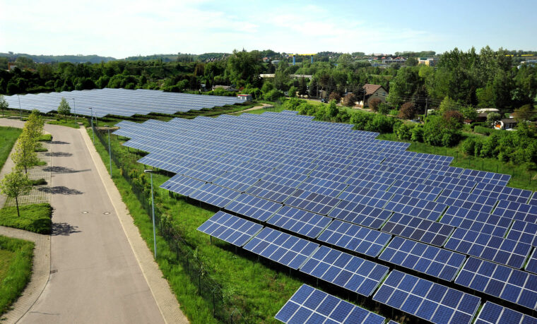 Grüne Sachwerte - Solar