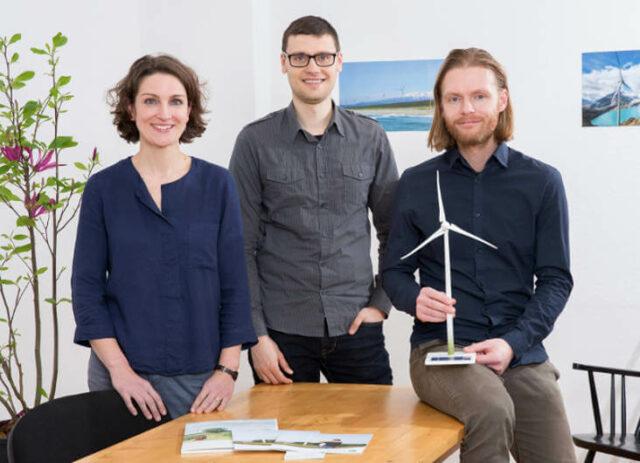 Grüne Sachwerte Team