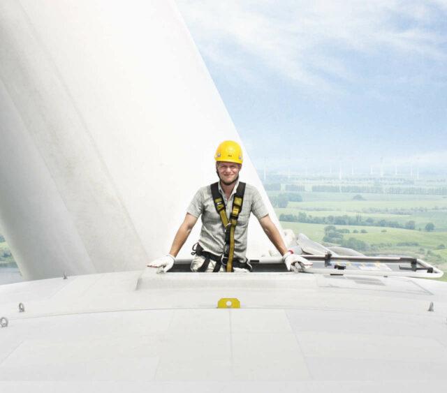 Grüne Sachwerte - Geldanlage in Erneuerbare Energien