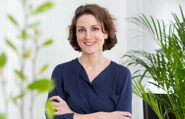 Grüne Sachwerte - Sandra Horling, Gründerin und Leiterin Marketing und Kommunikation