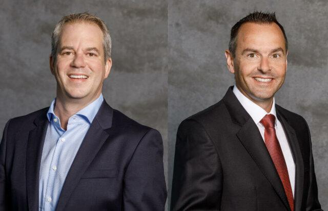 HEP Global: Thorsten Eitle und Werner Braun