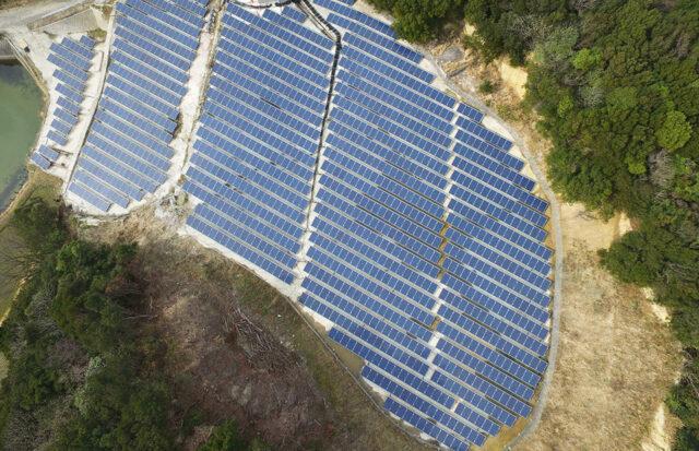 HEP Solar Japan 1 - hier Solarpark Awaji
