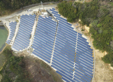 HEP Solar Portfolio - Solarpark Awaji in Japan