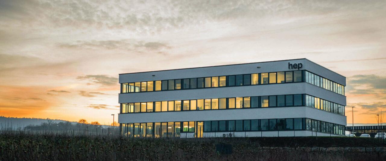 HEP Global und Hep Capital in Güglingen bei Heilbronn