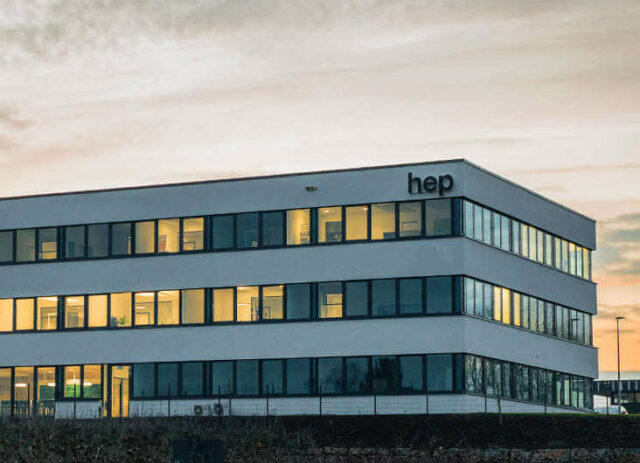 HEP Global und Hep Capital in Güglingen bei Heilbronn