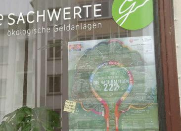 Hilfswerft Bremen: Grüne Sachwerte auf Poster