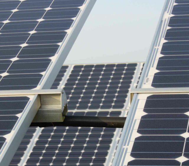 Individuelle Investitionen in Solaranlagen mit Steuerwirkung