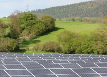Individuelle Investition in Solaranlagen