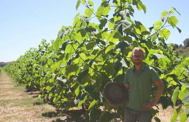 Kirifarm Spanien Wegrow - Besuch von Grüne Sachwerte 2016