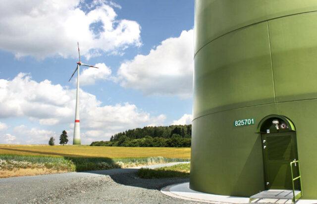 Lacuna aus Regensburg - Windkraft aus Bayern