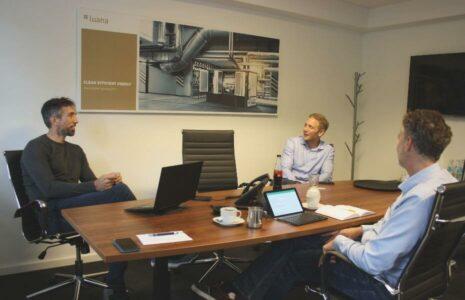 Luana 8 Energieversorgung Deutschland - Marcus Florek im Gespräch