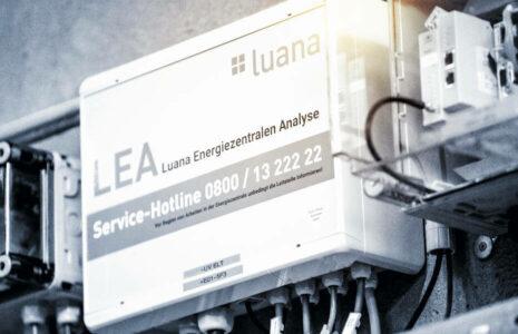 Luana BHKW Blockheizkraftwerke Deutschland - LEA