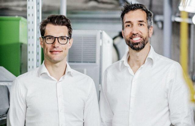 Luana Capital - Gründer und Geschäftsführer Marc Banasiak und Marcus Florek