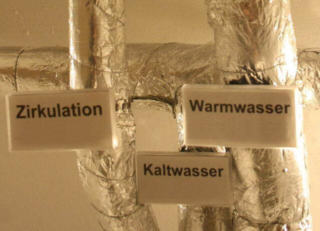 Luana 8 Energieversorgung Deutschland - Wasserleitungen