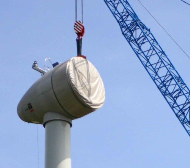 Ökorenta Erneuerbare Energien 10 - Windkraftfonds