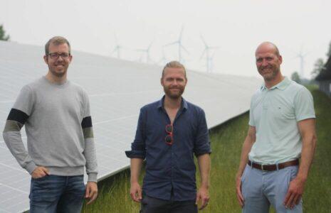 Ökorenta Solarpark Burhafe - Christian Rose und Grüne Sachwerte