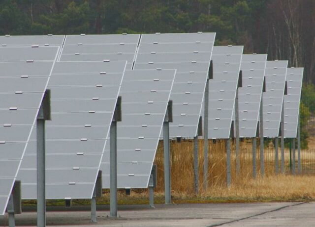 Power Purchase Agreement für Megawatt-Solarpark in Deutschland - Energiekontor und ENBW