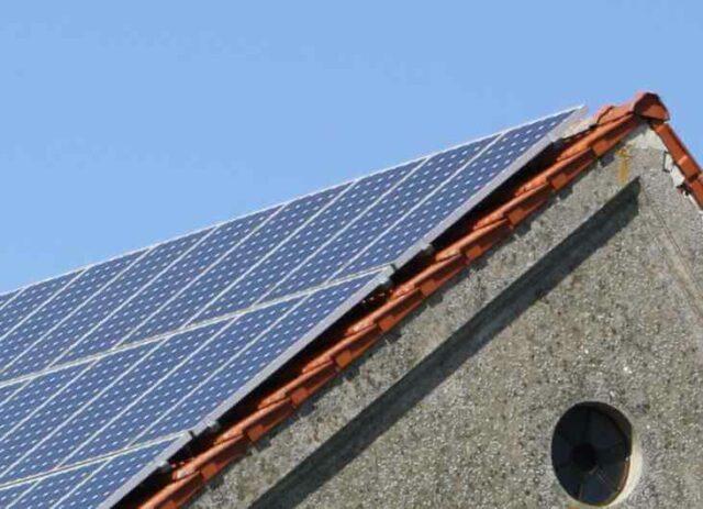 Solar-Aufdachanlage - Grüne Sachwerte Solardachzins