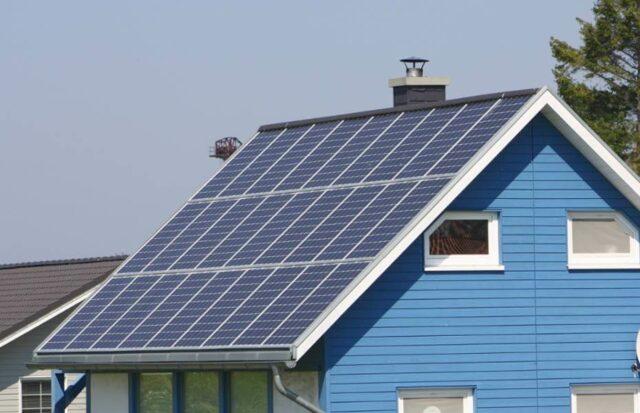 Photovoltaik-Aufdachanlage - Grüne Sachwerte Solardachzins