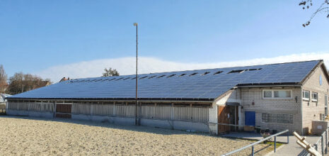Grüne Sachwerte Solardachzins - Solaranlage Fußgönheim