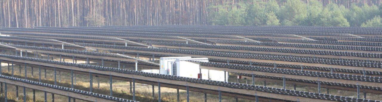 Solarpark Groß Dölln - Templin