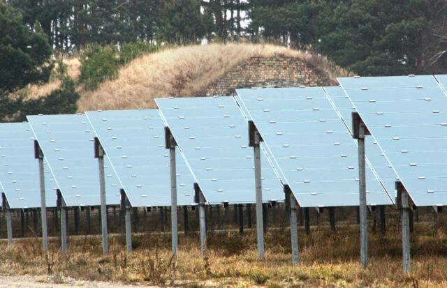 Solarpark Groß Dölln bei Templin: Der Solarfonds CFB 180 nutzt First Solar Dünnschicht-Module