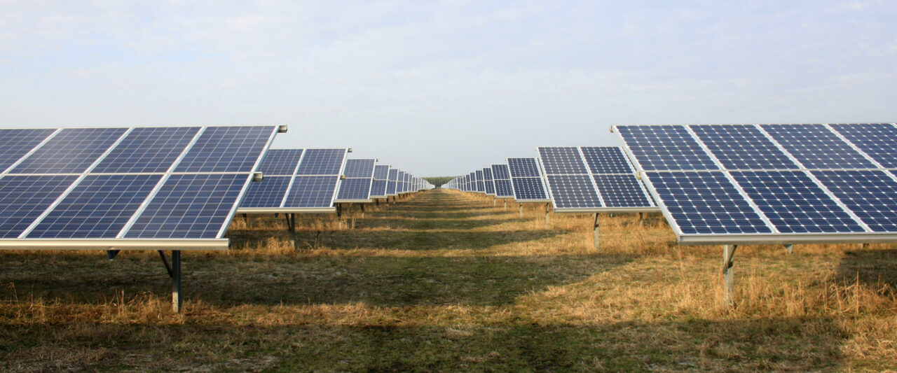 Solarparks und Solarbeteiligungen - Solar-Investments bei Grüne Sachwerte