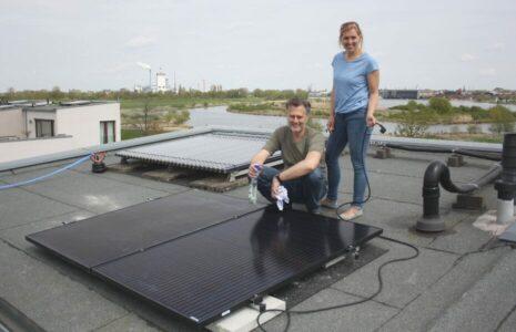 Solidarstrom Bremen - Balkonkraftwerke und Solaranlagen
