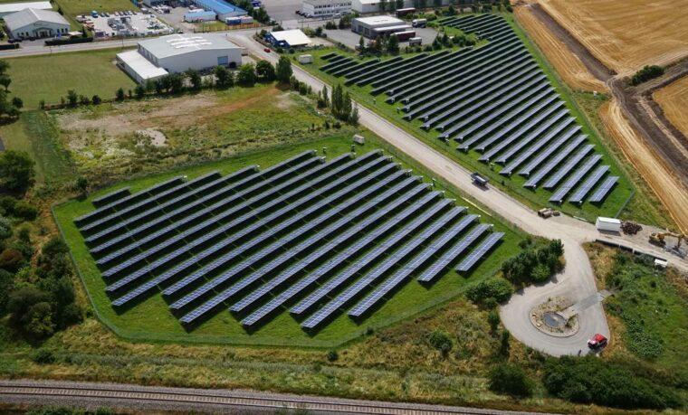 Wattner SunAsset 8 - Solarpark Dornheim