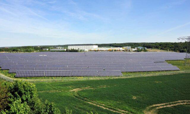 Wattner SunAsset 8 Solarpark Harbke