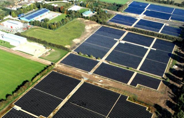 Wattner SunAsset 7 - Solarkraftwerk Thedinghausen bei Bremen