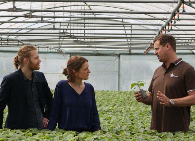 WeGrow-Geschäftsführer Peter Diessenbacher im Interview mit Sandra und Michael Horling, Grüne Sachwerte