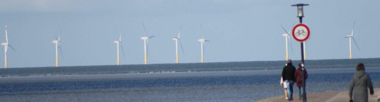 Windjahr 2017: Deutschland stellt neue Windrekorde auf - viel Windstrom im Netz