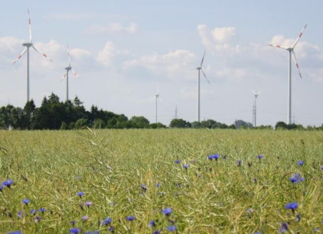 Windkraft Spezialfonds - Investment in Windparks