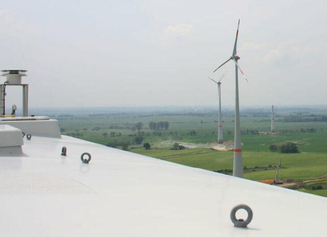 Windpark Beppener Bruch