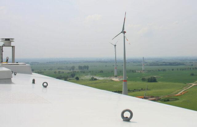 Windkraftfonds und Windpark Beteiligungen bei Grüne Sachwerte